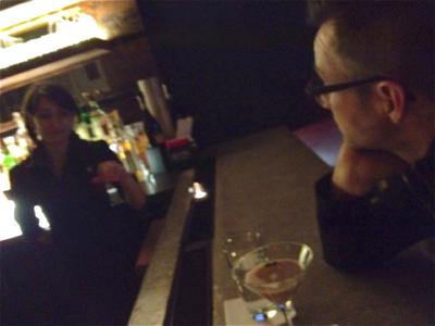 Olga-the-bartender