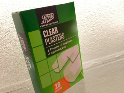 clear-plasters