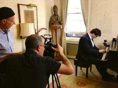 filming-gleb-playing-piano