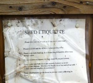 shed-etiquette