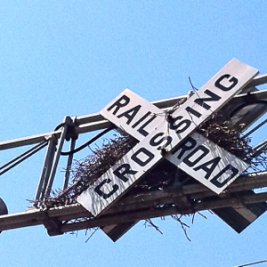 railroad-crossing-sign