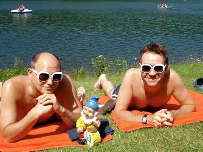 dan-and-john-lake
