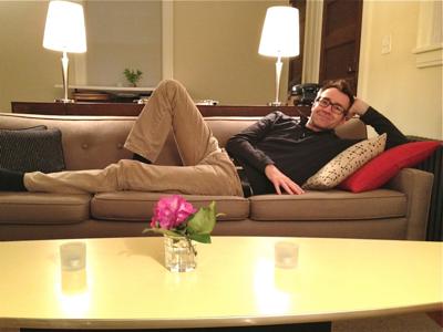 john-relaxing