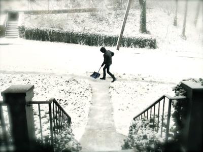 john-shoveling