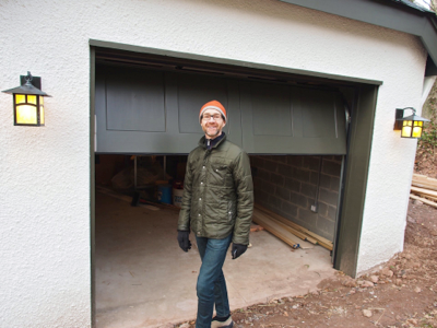 john-with-garage
