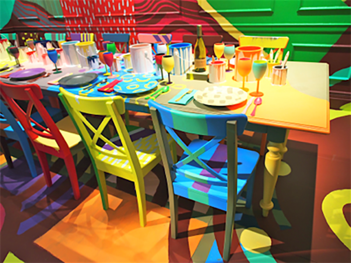 colorful-table-setting
