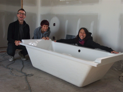 with-new-tub