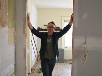 john-in-new-doorway