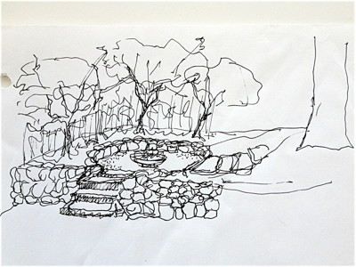 sketch-of-patio-area