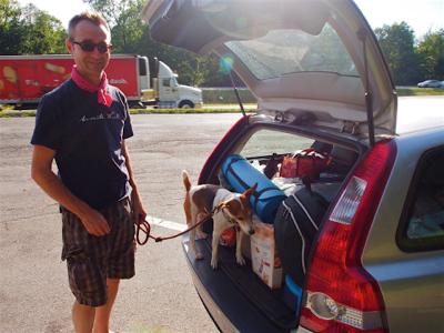 john-and-jack-packing-car