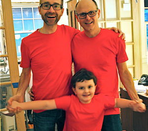 dan-and-john-in-matching-red-shirts