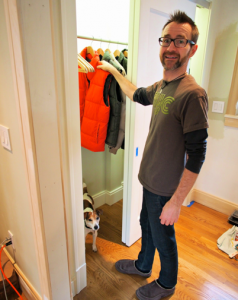 john-with-new-coat-closet