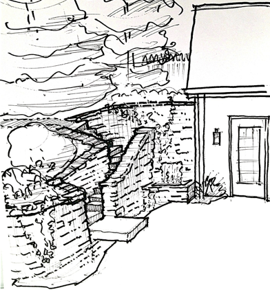 dan's-sketch-of-stone-stairs