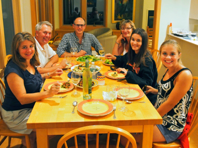 group-at-dinner