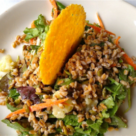 farro-salad