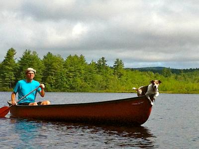 dan-canoeing
