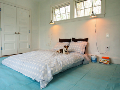 temporary-bedroom